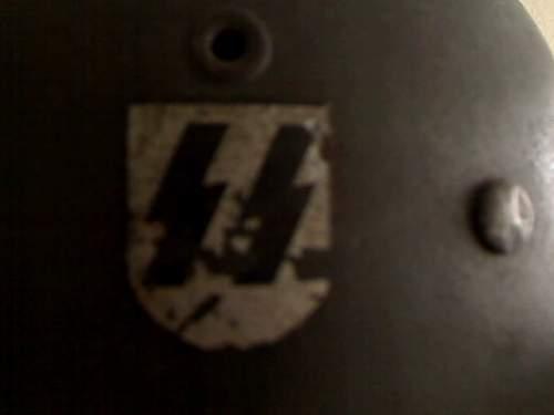 SS helmet m42