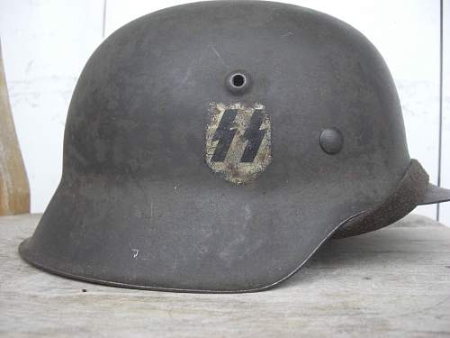 Possible purchase SS M42 HELMET