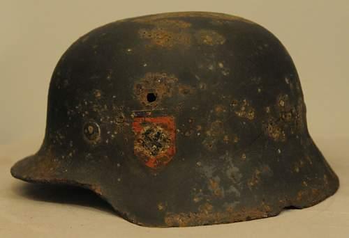 SS Helmet: Original or just bad