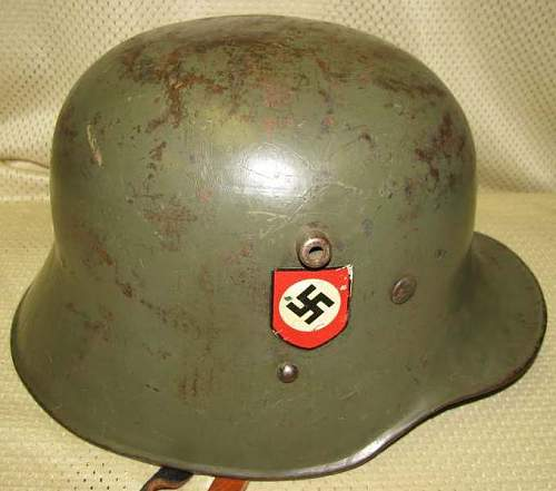 Ss helmet....need opinions on this