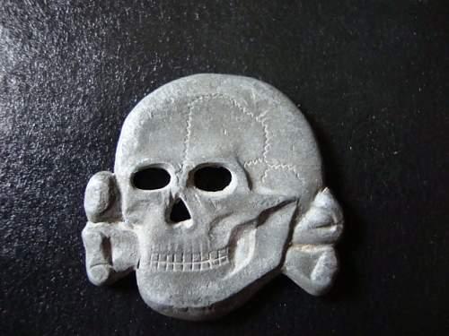 Skull marked M1/24