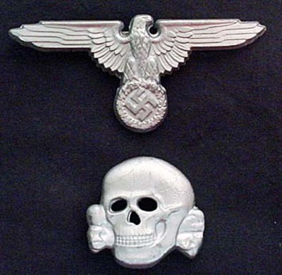 Ss eagle and skull both marked SS 475/43- good or bad
