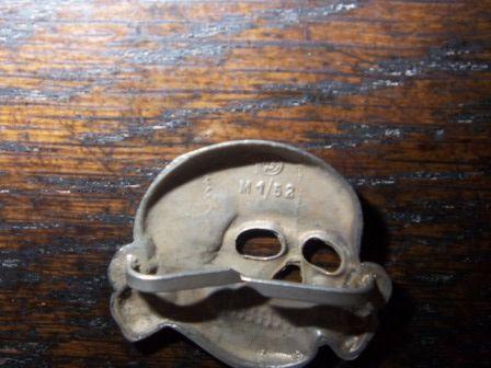 M1/52 cap skull