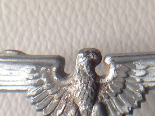 Reichs Adler   Cap  Eagle