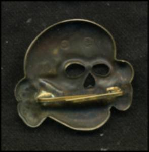 SS Totenkopf - Fake or original ?