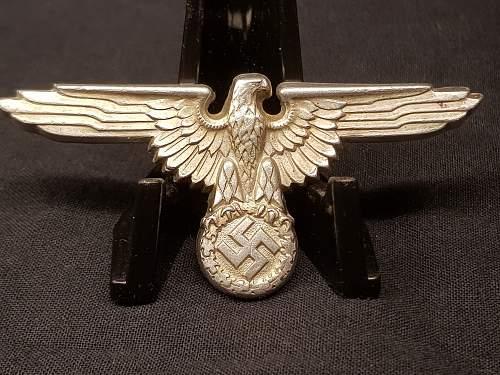 Aluminum SS Eagle M1/8