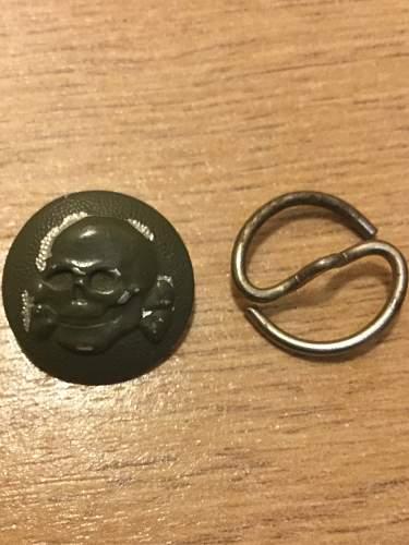 SS-VT cap button.
