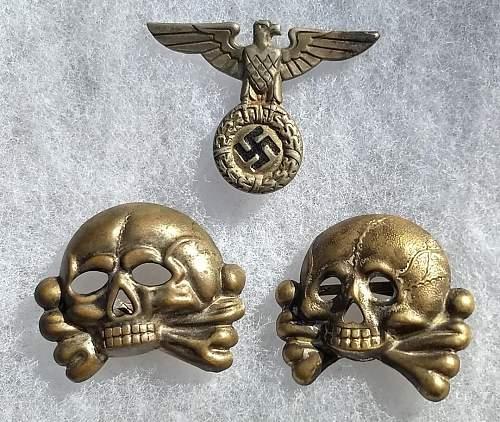 Couple of Danziger Skulls