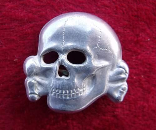 Aluminum Deschler Totenkopf