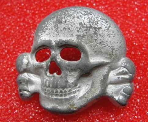 SS Totenkopf Skull