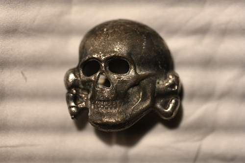 What do you think of this SS-Totenkopf?