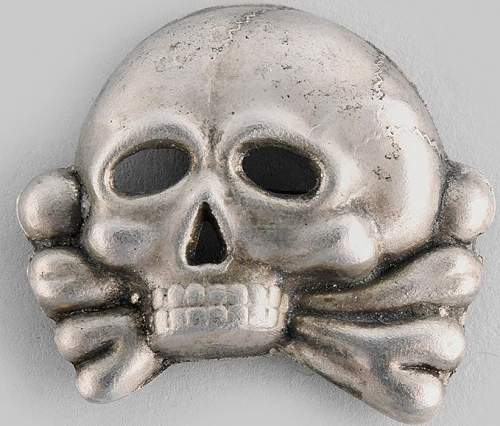 QUESTION- SS 3 prong Assman skull.