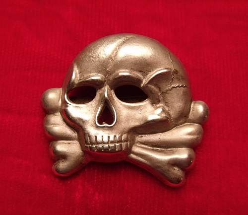 Is this the SS skull?