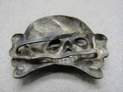 Another Rare early Skull