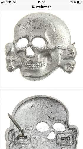 Skull SP40