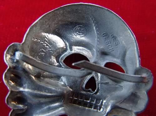 S.T.&L. Skull & Eagle