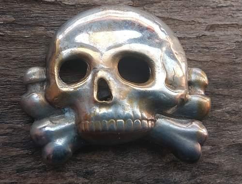 New skull addition.