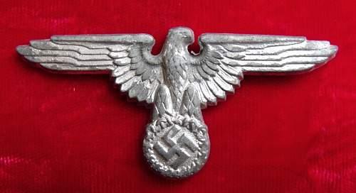 SS Eagle 475/42 - Ferdinand Wagner