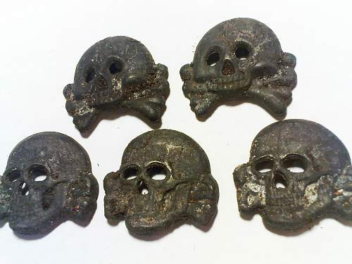 Need help about skulls