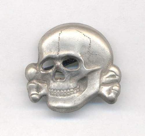 M1/52 skull on the For Sale site