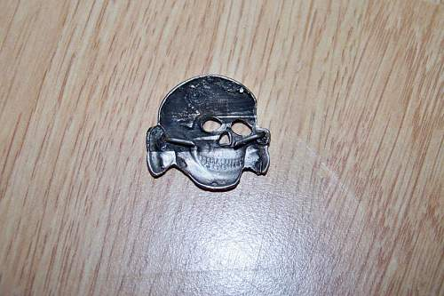 Need opinions about this Totenkopf