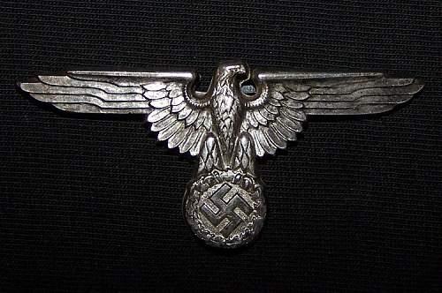 SS Metal Eagle RZM M1/8