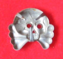 Death Head Pin