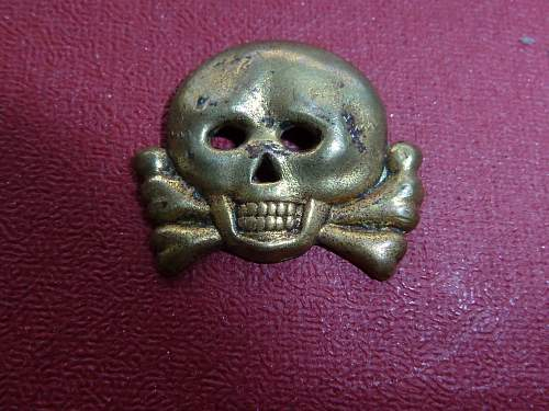 Another skulls from my collection.