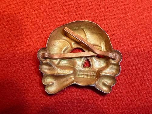 Last two Danziger  type SS skulls