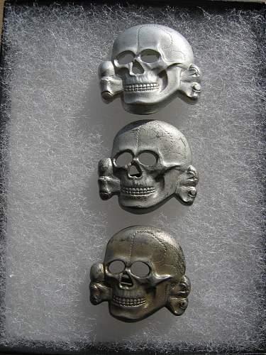 Triple S.P.40  SS skulls