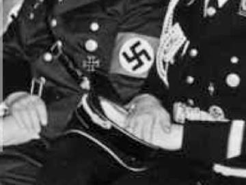 Name:  Himmler cap visor verso.jpg Views: 503 Size:  36.9 KB