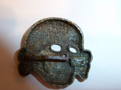 Overhoff M1/24 Cupal skull