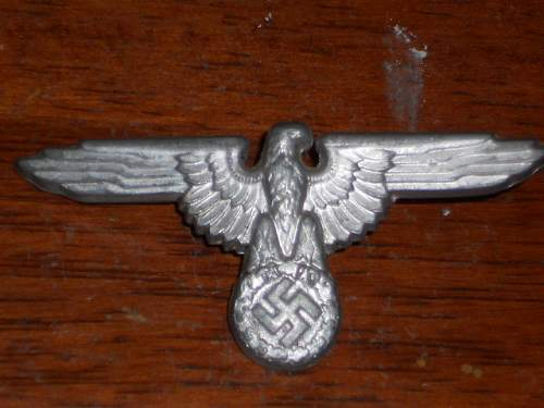 SS eagle 475/42 Zinc