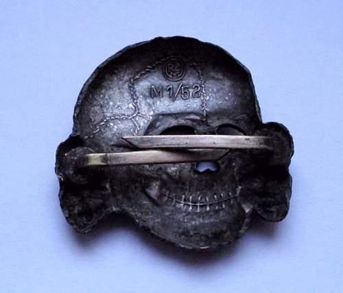 Skull M1/52 Original?