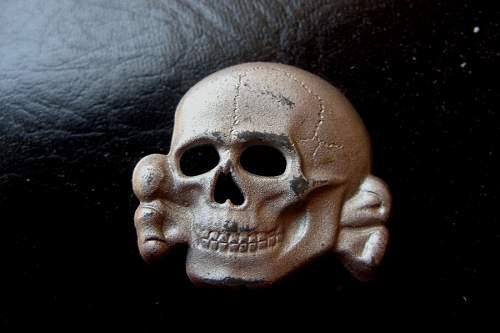 M1/52 zinc skull ?