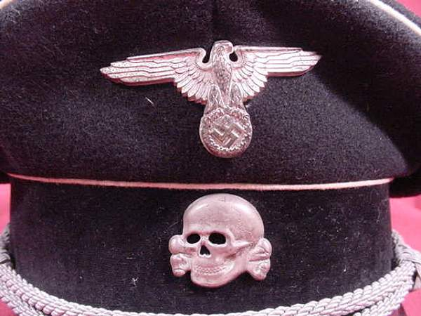 Ss visor eagle (Pigeon Head fake)
