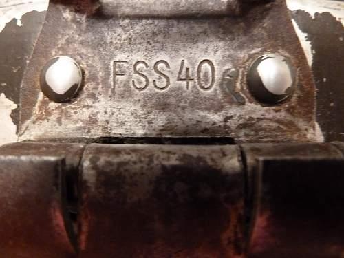 M1/52 Deschler ,,fake skull,,