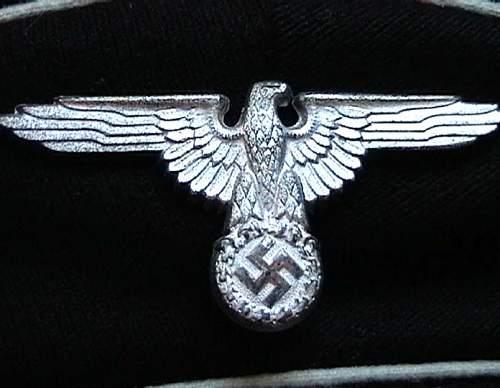 zink/aluminium? ss cap eagle ges<> gesch