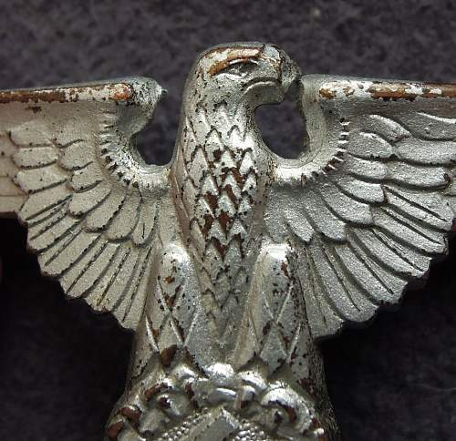 M36 eagle fake ?