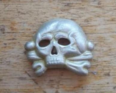 First pattern skull, suspected bad- verdict?