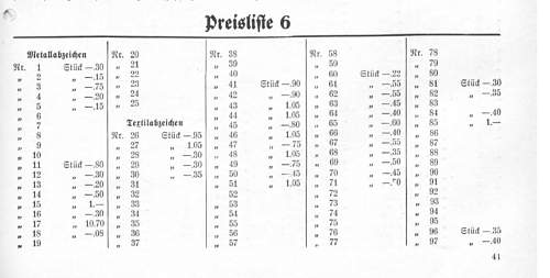 Click image for larger version.  Name:Price list  early 1935 .jpg Views:117 Size:120.4 KB ID:277884