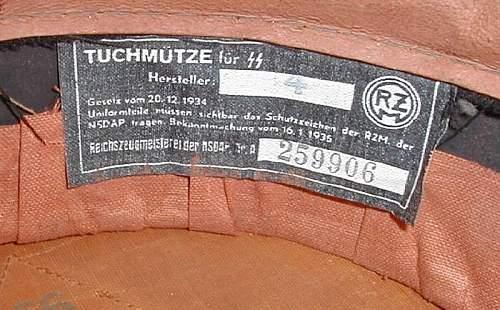 Brunswick and Danziger Totenkopfs -Genuine?
