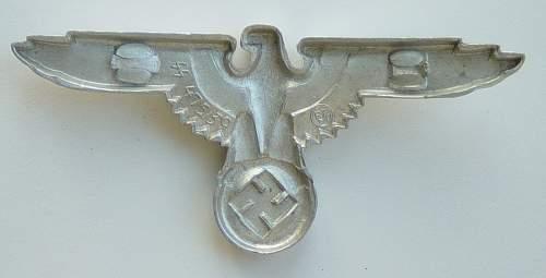 SS Cap Eagle.....