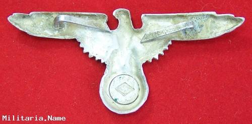 SS cap eagle.