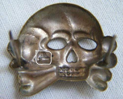 Early SS skull  ?