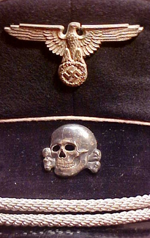 SS skull and eagle, opinions needed