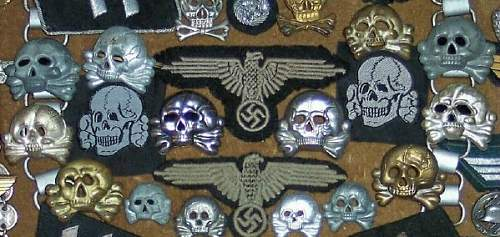 Click image for larger version.  Name:totenkopfcollection.jpg Views:48 Size:91.2 KB ID:317543