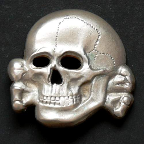 Fritz Zimmermann skull for review