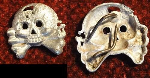 Click image for larger version.  Name:Panzer shoulder skull.jpg Views:256 Size:181.9 KB ID:343345