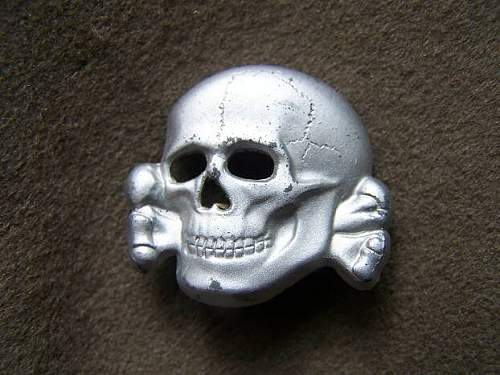Skull and Eagle Question RZM M1/52